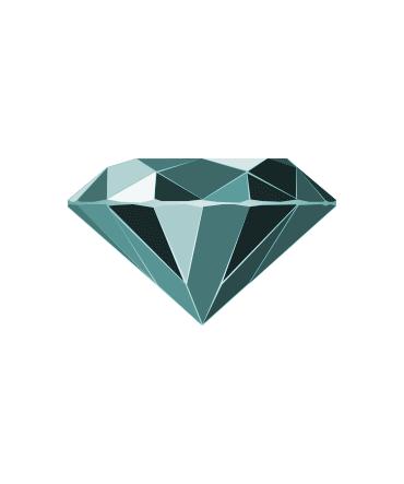 Emerald Logo - Dark Green