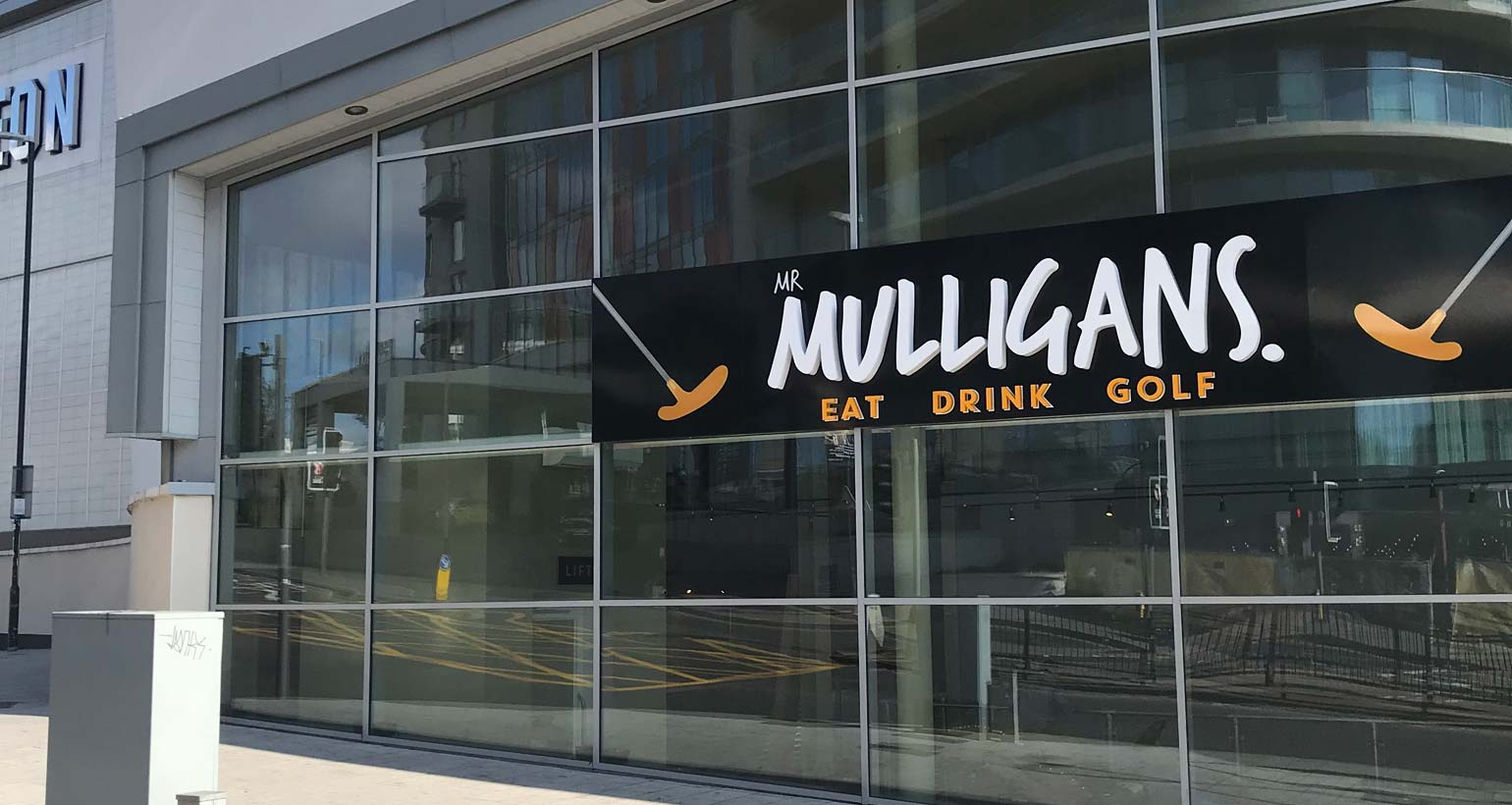 Featured - Mr Mulligans Shop Fitting in Bbournemouth - Emerald Painters Portfolio