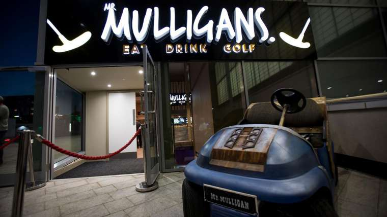 Mr Mulligans Shop Fitting in Birmingham - Emerald Painters Portfolio