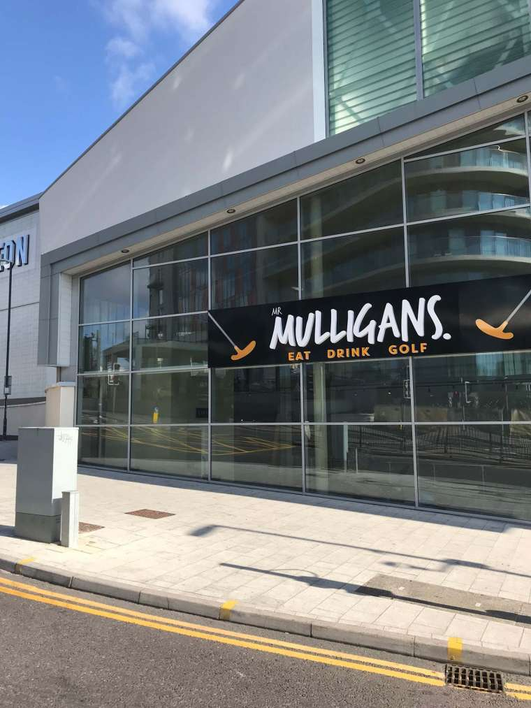 Mr Mulligans Shop Fitting in Bournemouth - Emerald Painters Portfolio