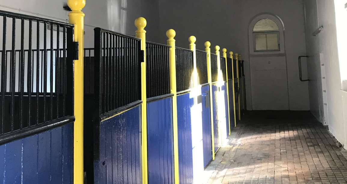 Featured - Horse Stables Refurbishment Bryanston School Blandford - Emerald Painters Portfolio