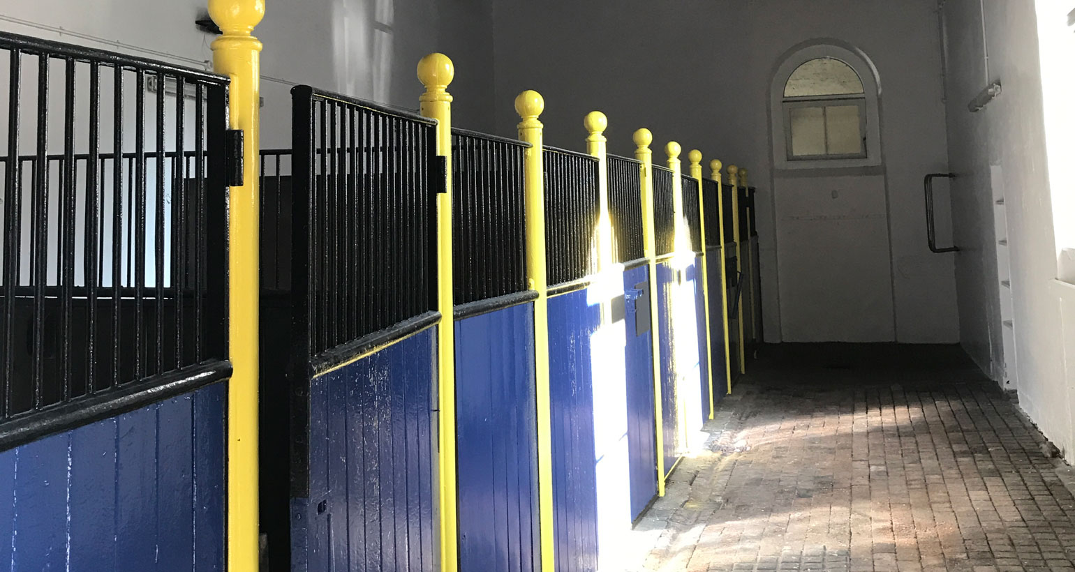 Horse Stables at Bryanston School Blandford – Before / After