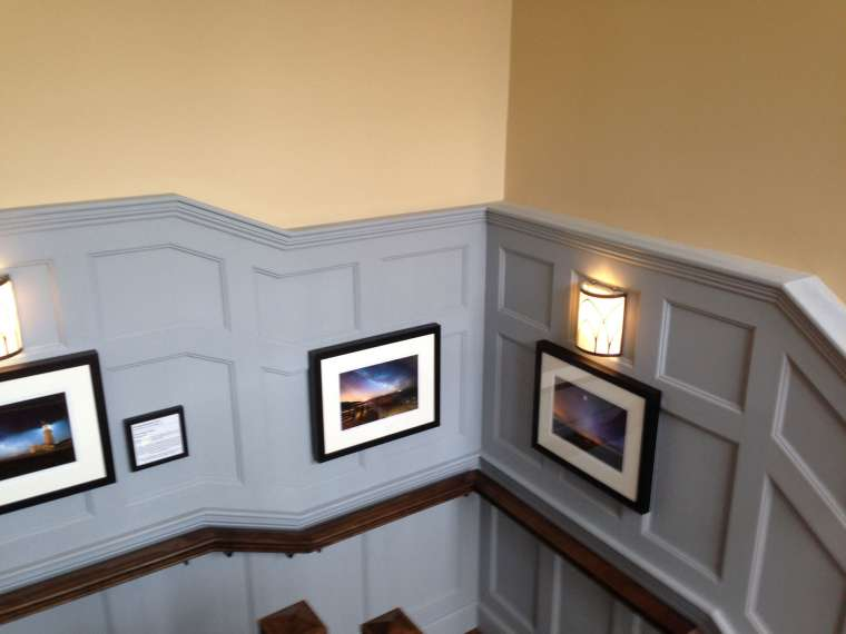 Interior Decorating Wetherspoons in Newport - Emerald Painters Portfolio