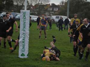 Emerald Painters Sponsoring East Dorset Rugby Football Club