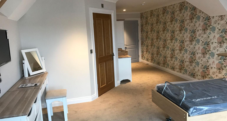 Featured - Interior Decoration 80 Room Nursing Home Christchurch - Emerald Painters Portfolio
