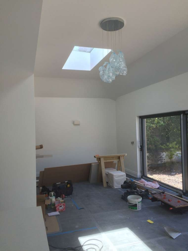 Interior Painting Wick Lane Bungalow in Christchurch - Emerald Painters Portfolio