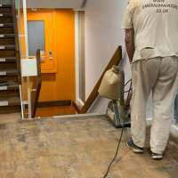 Southampton University – Restoration of Parquet Flooring with Intumescent Varnish