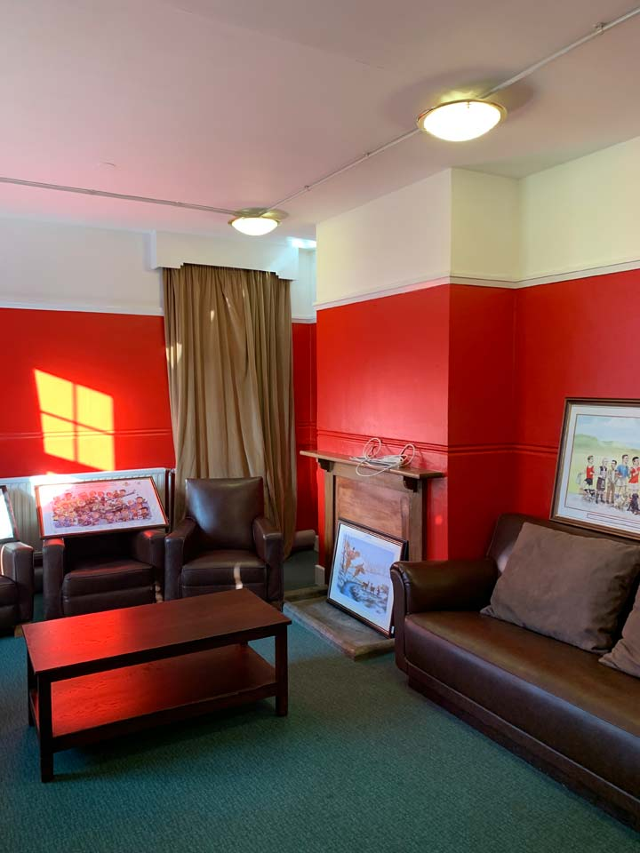 Emerald Painters completed a decorating project at Lulworth Camp. A British Army base that is home to the Armoured Fighting Vehicle Gunnery School.
