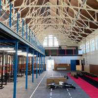 Strength and Conditioning Centre at Allenby Barracks – Bovington Tank Garrison